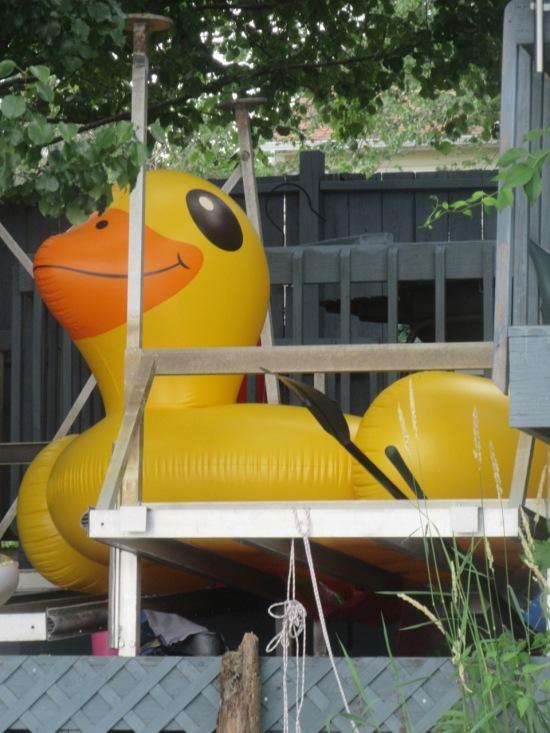 Beaver LK rubber ducky